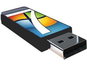 Install Windows 7 USB