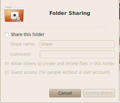 how to allow someone to download from my foler