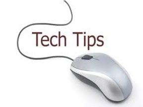 Tech Tips Part 5