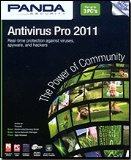 New Panda Software Panda Antivirus Pro 2011 3 User Edition Personal Firewall-Firewall Wifi Security
