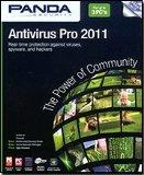 New Panda Software Panda Antivirus Pro 2011 3 User Edition Personal Firewall-Firewall Wifi Security