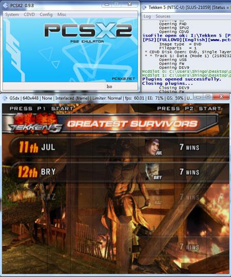 Playstation 2 Emulator