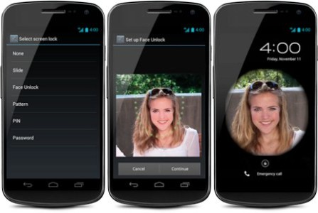 Android Ice Cream Sandwich Features