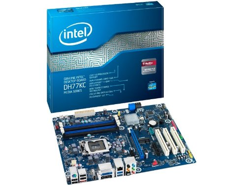 Intel Desktop Motherboard LGA1155 DDR3 1600 A...