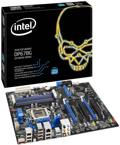 Boxed Intel Desktop Board Extreme Series ATX ...
