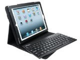 Kensington KeyFolio Pro 2 Removable Keyboard, Case and Stand for iPad 2 and New iPad (K39512US)