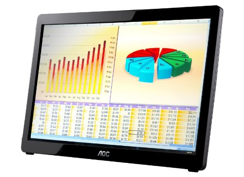 "AOC E1649FWU 16"" USB-Powered Portable LE..."