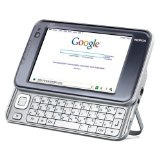 Nokia N810 Portable Personal Communicator/Internet Tablet/Wi-Fi Pocket PC/MP3/MP4/Audio/Video Player with 4.3″ LCD Widescreen/Qwerty Keyboard/Webcam/Built-in Microphone/GPS Navigator