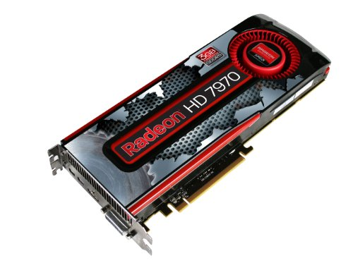 Diamond AMD Radeon HD 7970 PCIE 3G GDDR5 Vide...