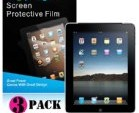 "IONIC Screen Protector Film MATTE (Anti-Glare) for ""The New iPad"" 3rd Gen 2012 Model & Apple iPad 2 / iPad 3 3rd Generation / iPad HD AT&T Verizon 4G LTE (3-pack)[CrazyOnDigital Retail Package]"