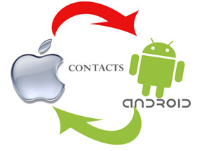 How to Transfer iPhone Contacts to Android