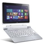 Acer Iconia W510P-1406 10.1-Inch 64 GB Tablet with Keyboard Dock (Silver, Windows 8 Pro)