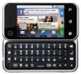 Motorola MB300 Backflip Unlocked 3G Android Phone with 5 MP Camera, Wi-Fi, GPS Navigator and Bluetooth – Silver