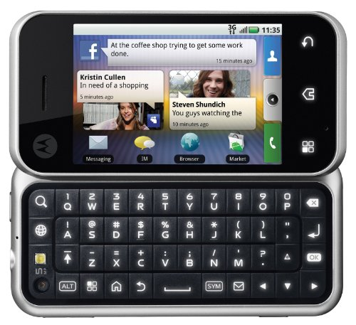 Motorola MB300 Backflip Unlocked 3G Android P...