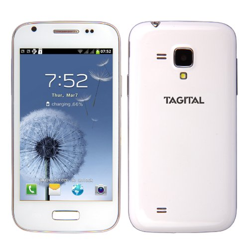 """Tagital (TM) Unlocked 4"""" Android Smart P..."""