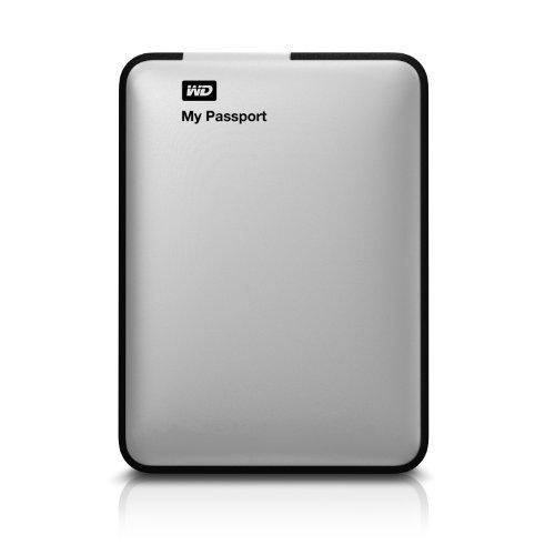 WD My Passport 1TB Portable External Hard Dri...