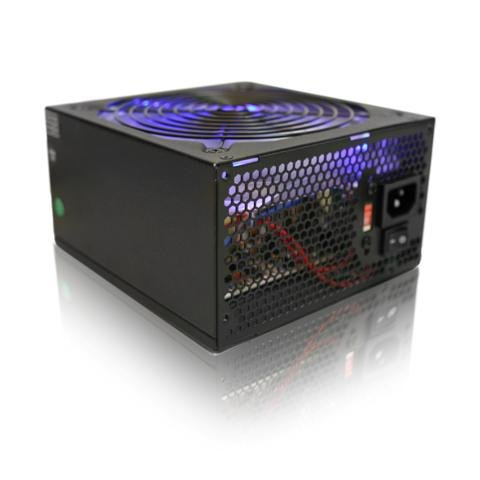 Raidmax Hybrid 530W ATX12V/EPS12V Power Suppl...