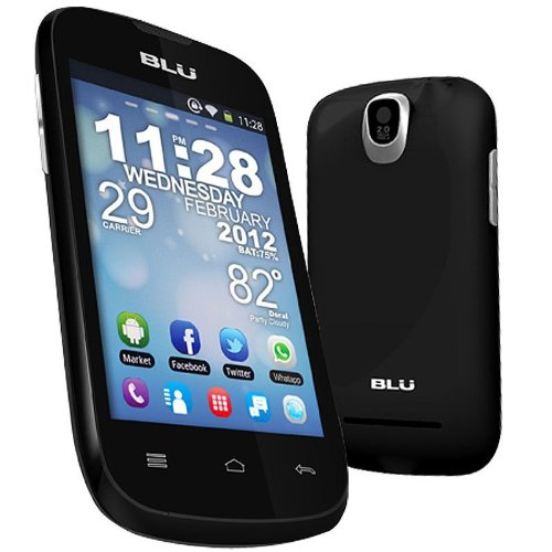 BLU Dash D171a -Unlocked- Black