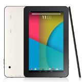 Dragon Touch A1X 10.1″ Quad Core Google Android 4.4 KitKat Tablet PC, 1GB RAM, 16GB Nand Flash, Bluetooth, Dual Camera, HDMI, Google Play Pre-installed, 3D Game Supported, 2014 Newest Model [ by TabletExpress ]
