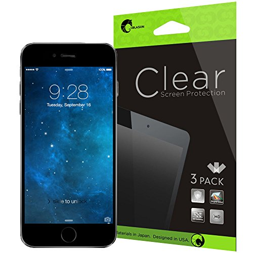 iPhone 6 Screen Protector , [Ultra HD Clear] ...
