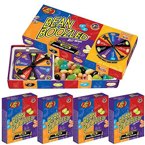Jelly Belly 3.5 oz BeanBoozled Spinner Wheel ...
