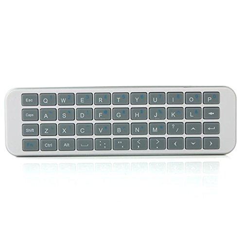 iPazzPort KP-810-30K 2.4GHz Mini Wireless Key...