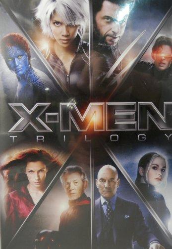 X-Men Trilogy (X-Men / X2: X-Men United / X-M...