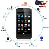 ZTE Open C Latest Dual Core 3G Firefox Os Android 4.4 Kitkat 3g 4.0″ Unlocked Smartphone for At&t T-mobile (Support Firefox to Android 4.4&android to Firefox Flash)