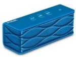 Sentey® Bluetooth Stereo Speaker B-trek S4 (Blue) up to 6 Hours – Built-in Mic for Hands Free Speakerphone – 10 Meter – 33 Foot Range – Rechargeable Lithium Ion Battery – Wireless Portable Speaker Ls-4162 AUX Line in Allows Music Playback From Various Sources – Works for Iphone, Ipad Mini, Ipad 4 3 2, Itouch, Blackberry, Nexus, Samsung and Other Smart Phones and Mp3 Players Wireless Bluetooth Speakers