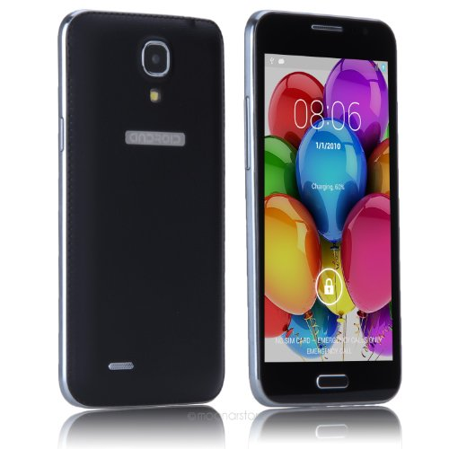 5.0 inch JIAKE G910 Android 4.2.2 Smartphone ...