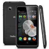 ZTE OPEN C Dual Core Android 4.4 KitKat 3G Unlocked Smartphone 4GB ROM 512MB RAM Black