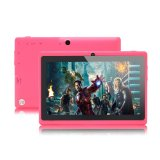 iRulu 7 inch Android Tablet PC, 4.2 Jelly Bean OS, Dual Core, Allwinner A23 CPU, Dual Cameras, 5 Point Capacitive Touch Screen, 16GB Storage -Pink