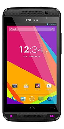 BLU Dash Music II Android 4.4 KK, 3.2MP/VGA -...