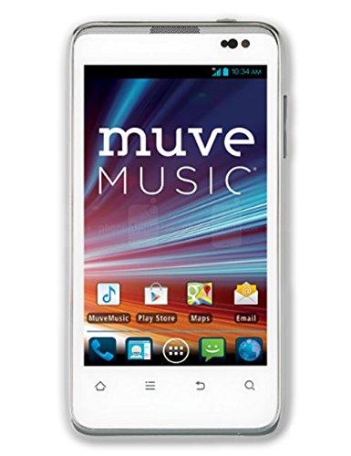ZTE Engage MT N8000 White CDMA Android Touchs...