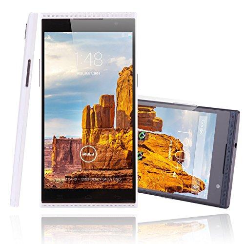 "iRulu Newest V1 Phone - 5.5"" QHD Ultra L..."