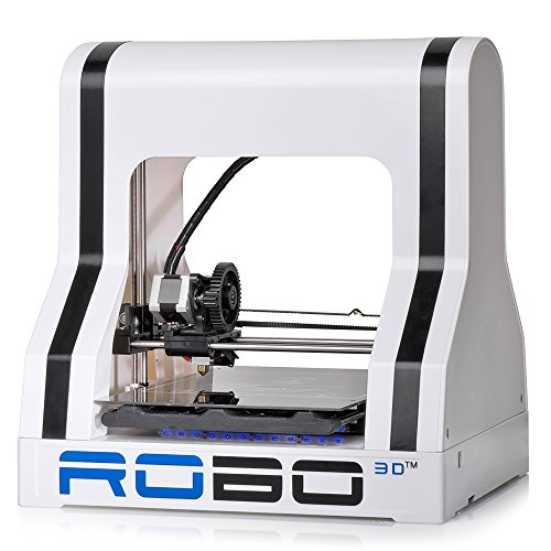 ROBO 3D R1 Fully Assembled 3D Printer, 8&quot...