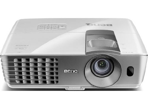 BenQ W1070 1080P 3D Home Theater Projector (W...