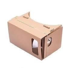 Google Cardboard Valencia Quality 3d Vr Virtu...