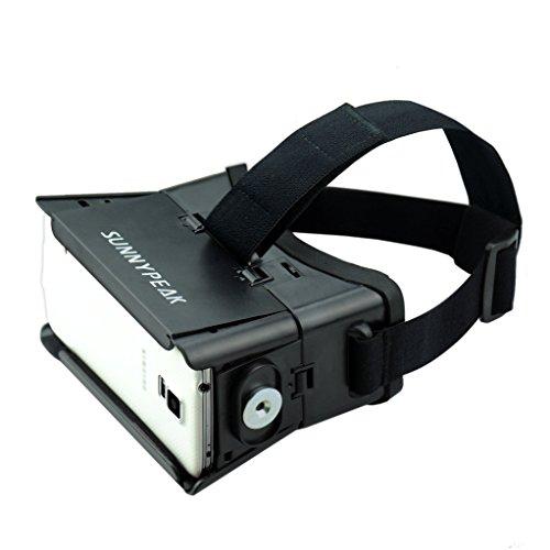 SUNNYPEAK® Plastic Google Cardboard 3D VR Vir...