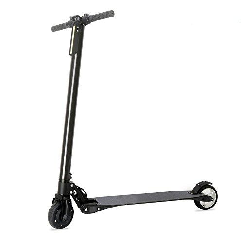 adult foldable carbon fiber electric scooter 14 lbs. Black Bedroom Furniture Sets. Home Design Ideas