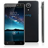 Indigi Unlocked 4G LTE Android 6.0 Marshmallow Smart Phone 5.0″ IPS 2.5D Curved Screen