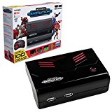 Retro-Bit Generations – Plug and Play Game Console Red/Black Over 90+ Retro Games