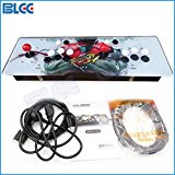 BLEE Pandora's Box 4s Arcade Console 680 in 1 Classical Games Metal Double Stick Console Support HDMI and VGA Output