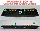 New Version Ultra-thin Pandora's box 4S 680 games all in 1 Arcade Machine Retro Video game Console